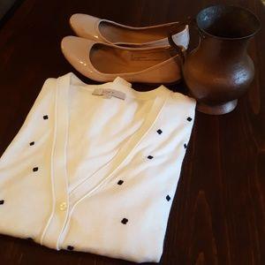 Ann Taylor LOFT, Size Large, Long Sleeve Cardigan